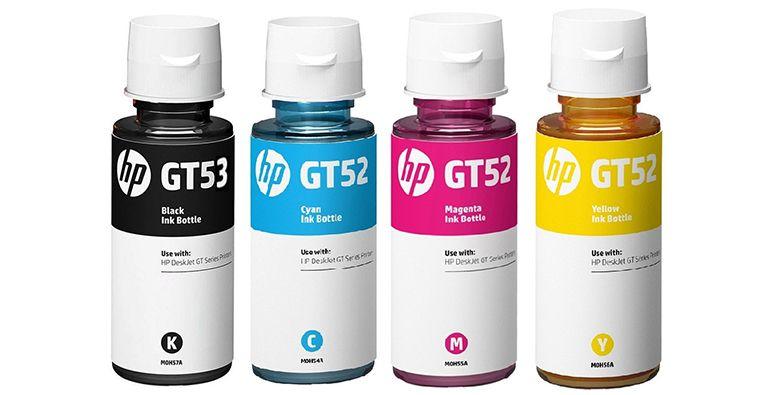 чернила для принтера HP