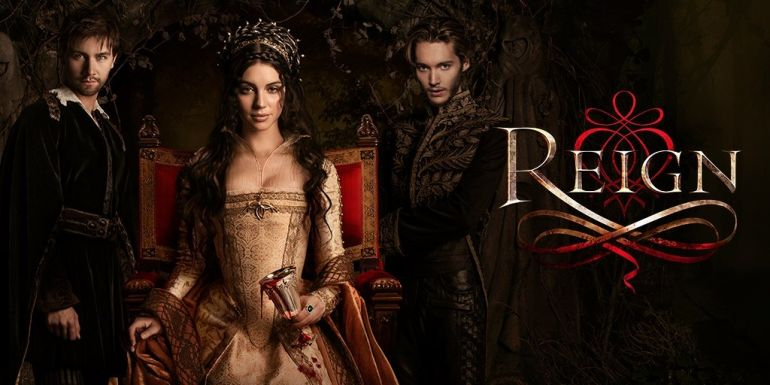 Історичний серіал Царство (Reign)