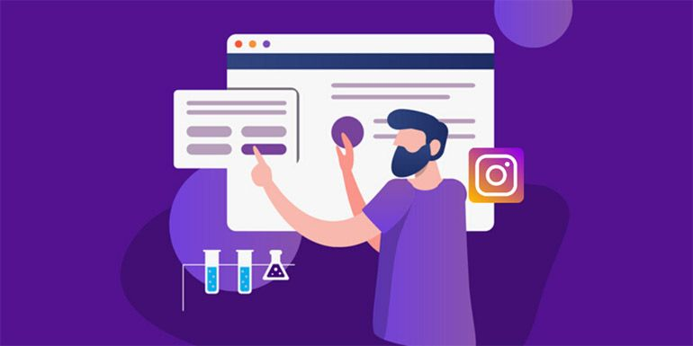 Promotion on Instagram