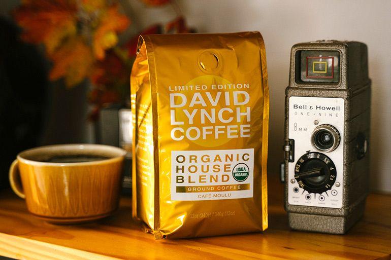 David Lynch Signature Cup Organic Coffee