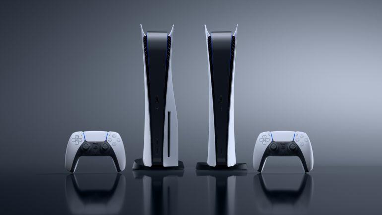 Playstation 5 игровая приставка