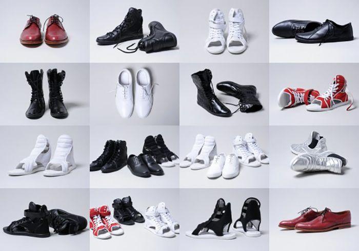 стильная обувь