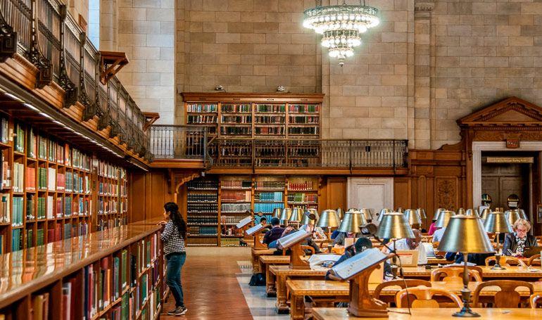 Самые популярные книги всех времен от Нью-Йоркской библиотеки