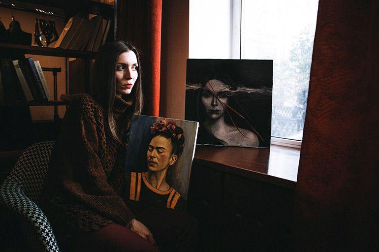 современный художник