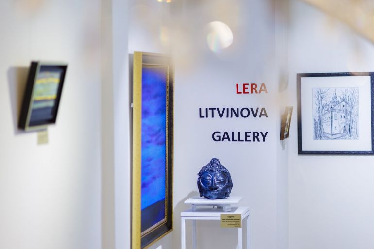 Lera Litvinova Gallery. Новини культури 2021