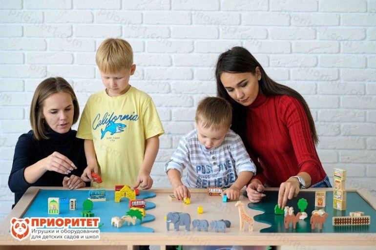 детское развивающее оборудование
