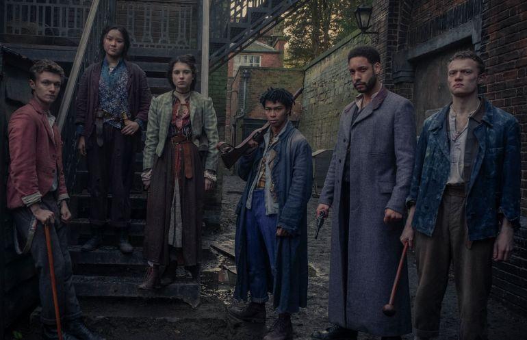 Вышел первый полноценный трейлер сериала про молодых помощников Холмса и Ватсона