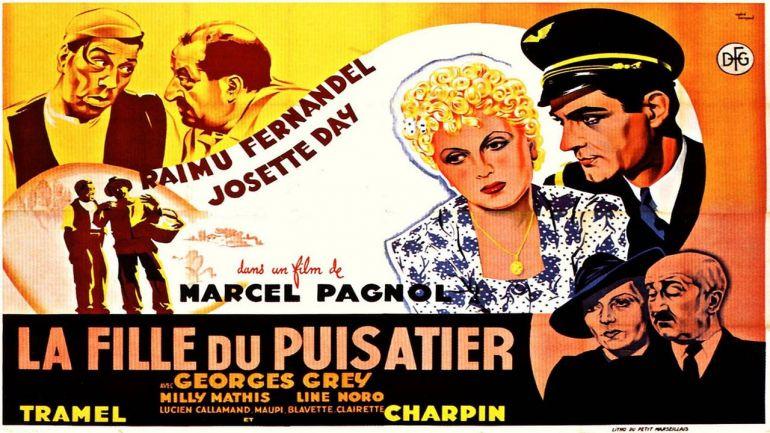 Донька землекопа (La fille du puisatier, 1940)