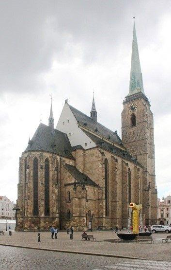 Собор св. Бартоломея, Плзень