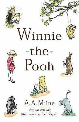 Winnie-the-Pooh by A Miln