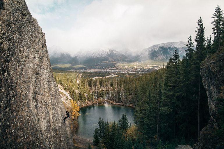 Пейзажи Канады. Красивые фото