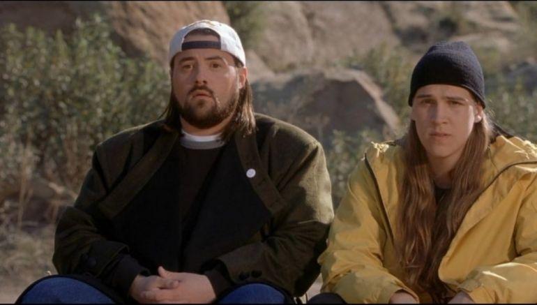 Джей та Мовчазний Боб завдають удару у відповідь (2001)