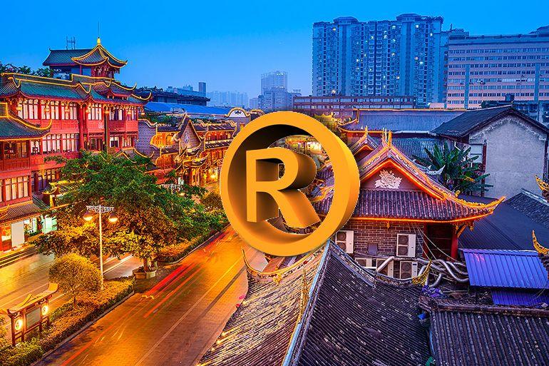 регистрация ТМ в Китае