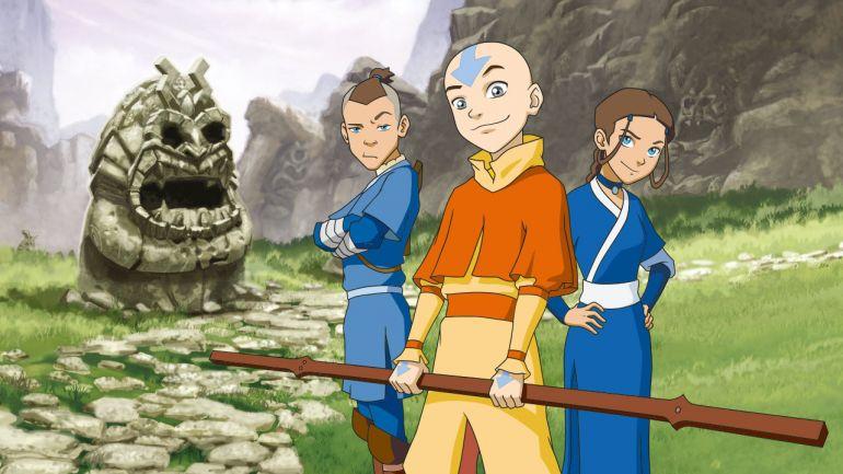 мультсериал Аватар: Легенда об Аанге