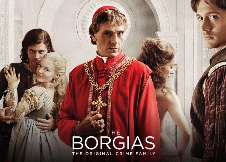 Історичний серіал Борджіа (TheBorgias)