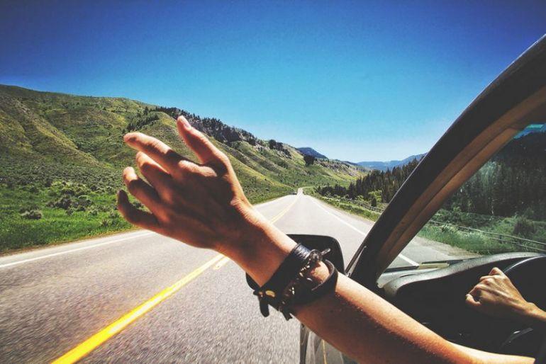 В отпуск на авто