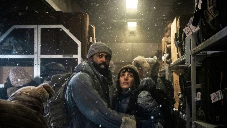 Убийство в северном экспрессе: стоит ли смотреть сериал «Сквозь снег»