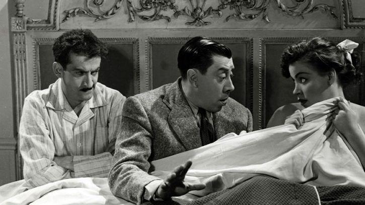 Бонифацій-сомнамбула (Boniface somnambule, 1951)