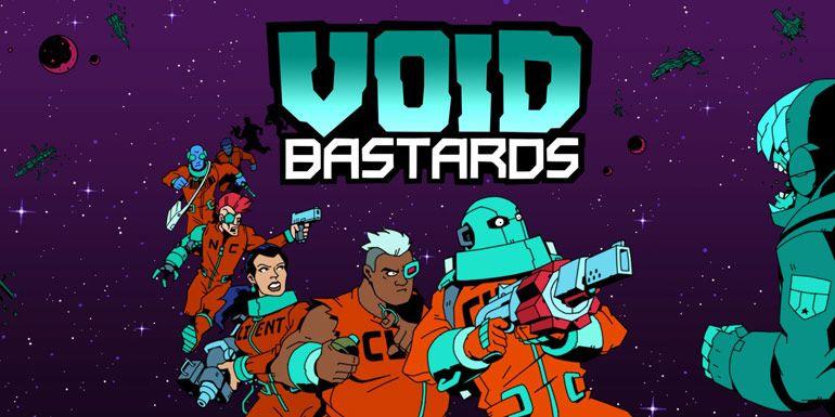 Обзор игры Void Bastards