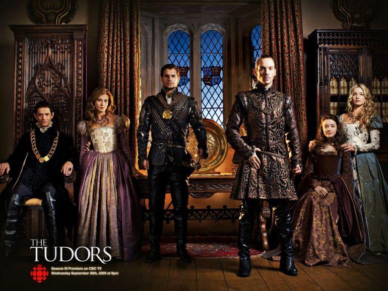 Історичний серіал Тюдори (TheTudors)