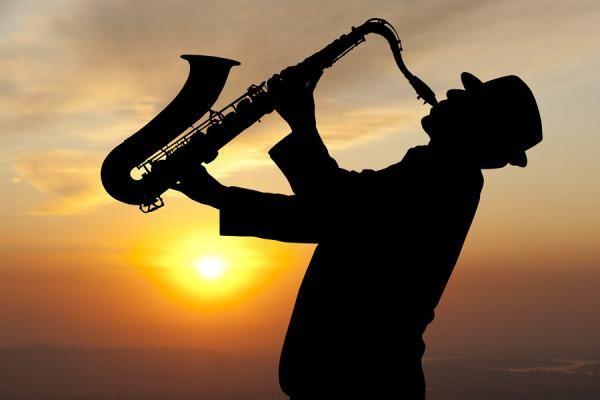 джаз саксофон