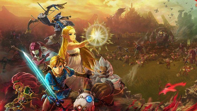Сюжетный и геймплейный трейлеры Hyrule Warriors: Age of Calamity
