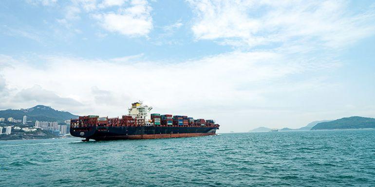 Транспортировка грузов из Китая в Украину