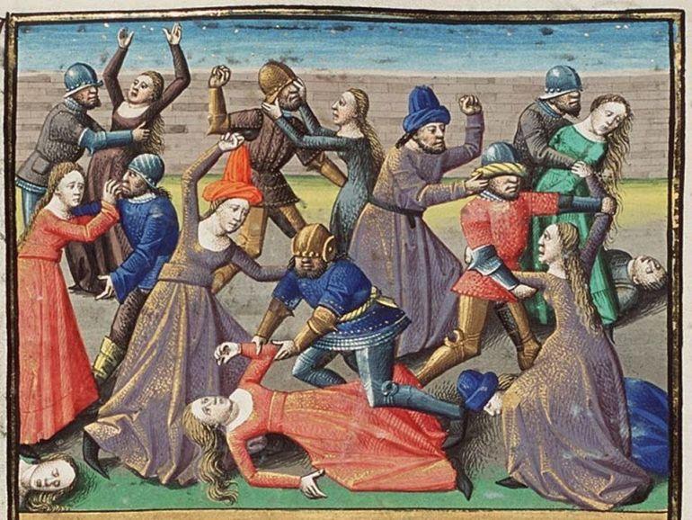 Цікаві фільми про Середньовіччя.