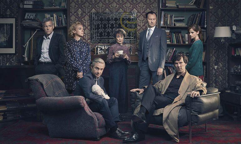 Сериал Шерлок новый сезон смотреть