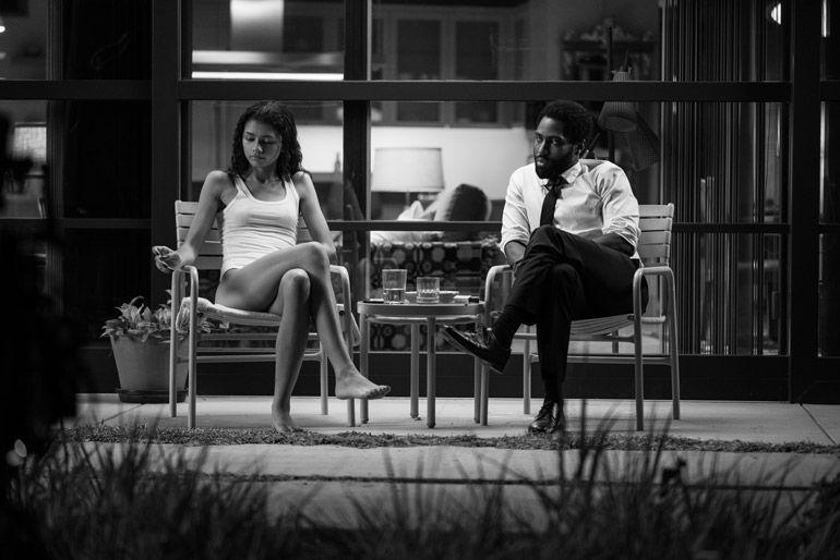 История любви в первом трейлере фильма Malcolm & Marie от Netflix