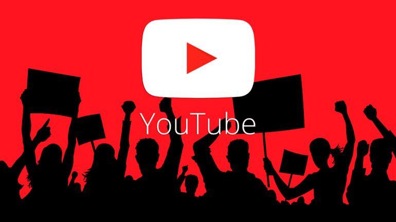 Внезапные удаления каналов в Ютубе