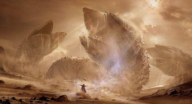 Дюна Dune
