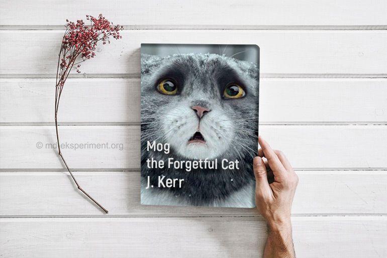 книги на английском. рассказы о приключениях кота Мога и его друзей