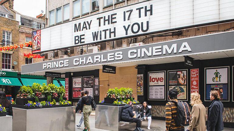 Второй золотой век кино. Кинотеатры в Британии открыты