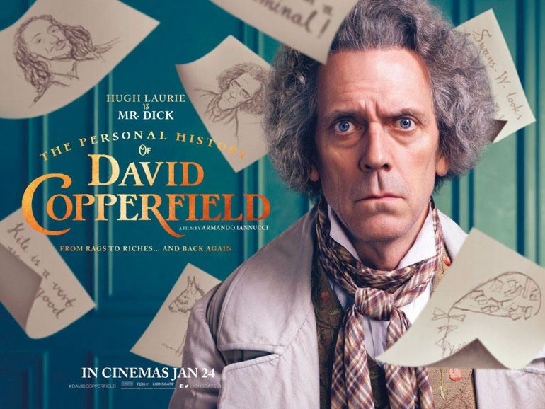 История Дэвида Копперфилда The Personal History of David Copperfield