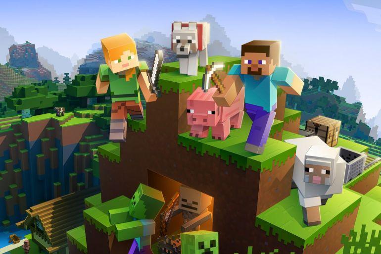 Польша запускает Minecraft сервер, чтобы во время карантина дети оставались дома