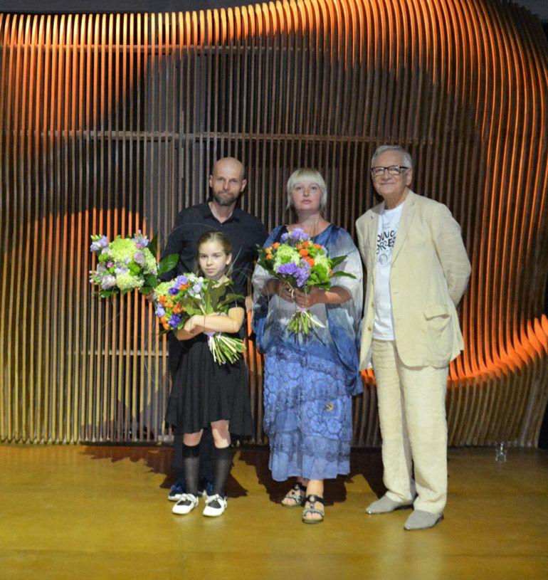 Иван Вырыпаев поставил спектакль в Варшаве