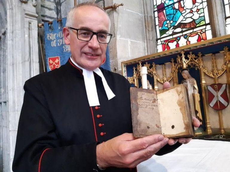 «Релігійні канони прихожанина англіканської церкви