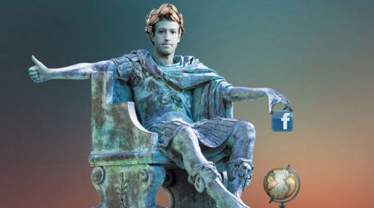 Илон Маск призывает всех удалиться из Facebook