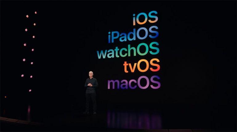 iOS, macOS і iPadOS