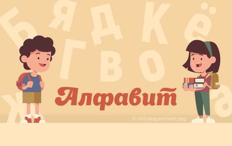 Изучаем русский алфавит. Русские буквы