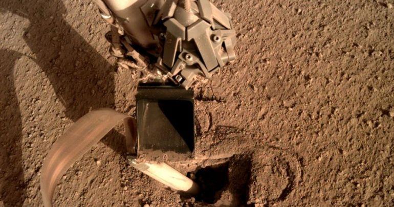 Новости науки Как инженеры NASA починили буровую установку на Марсе