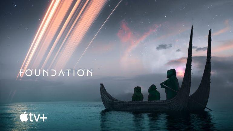 Появился трейлер к сериалу «Foundation» от Apple TV +, основанного на серии романов Айзека Азимова
