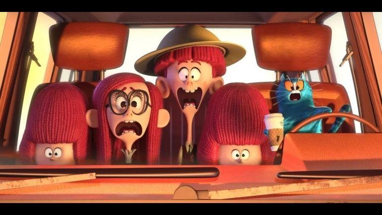 Трейлер мультфильма «Семья Уиллоби» от Netflix