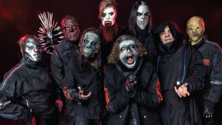 Slipknot - лучшая в мире группа