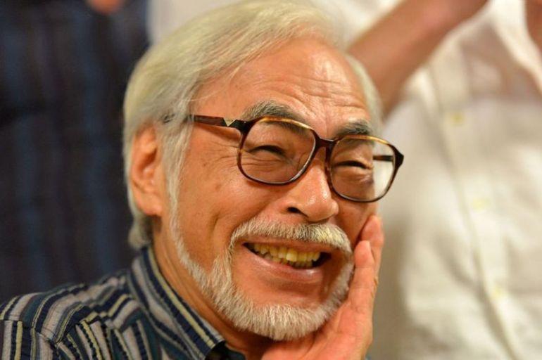 80 лет Хаяо Миядзаки