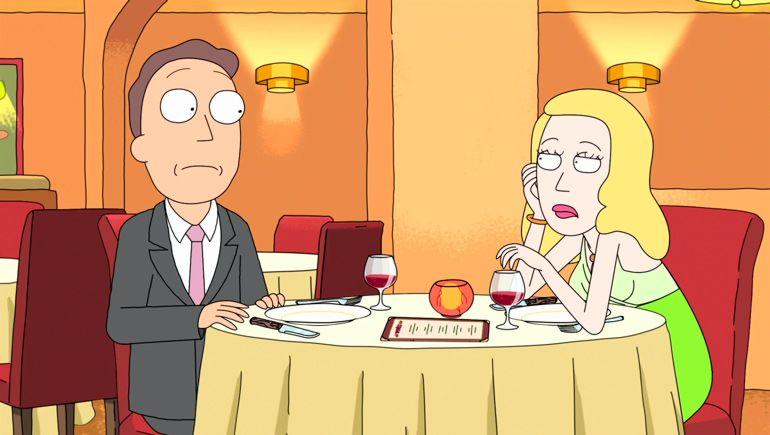 Сексуальні пригоди Бет і Джері. Рік та морті. 5 сезон