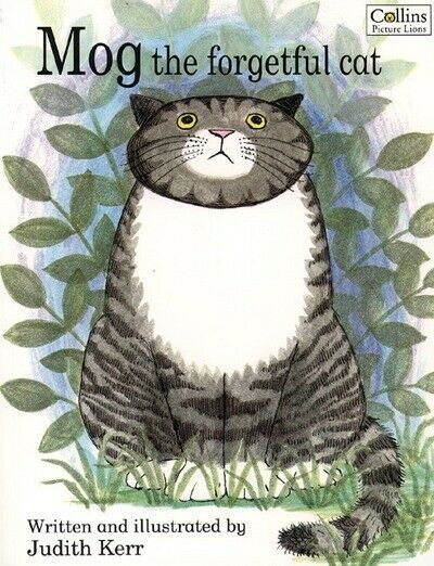 Mog the Forgetful Cat by J Kerr