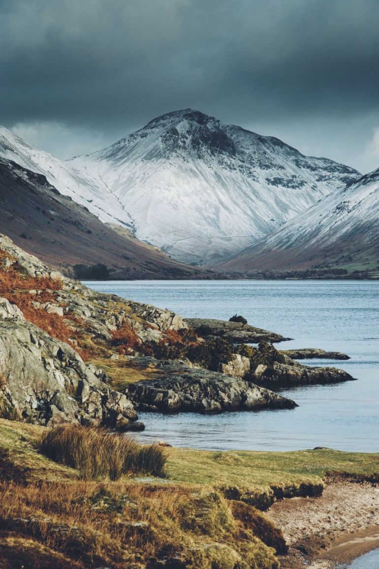 Красивые фотографии природы. Пейзажи Дэниела Кассона