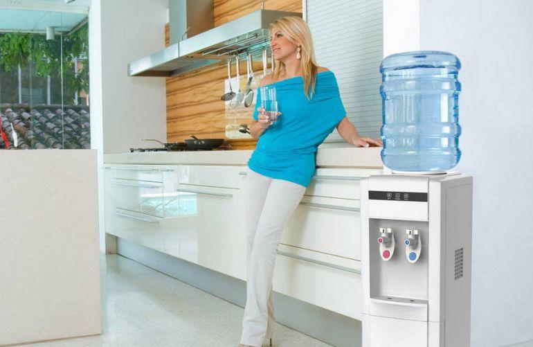Заказ воды на дом. Питьевая вода
